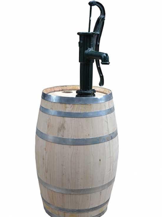 Pumpe Regentonne